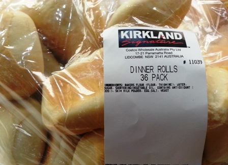 Bakery Items At Costco Australia Loaded Trolley