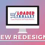 Loaded Trolley – New Redesign