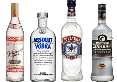 Vodka Costco