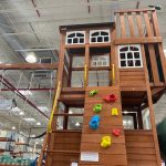 Costco Cubby House – Wooden Playground Equipment Review