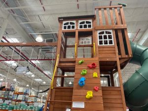 Costco Play Fort