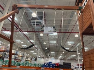 Costco Swing Set