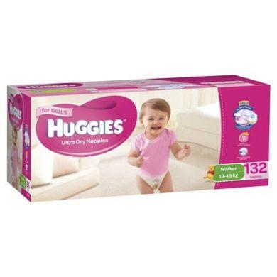 Huggies-walker